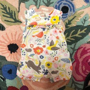 Baby Boden 3/6 month romper